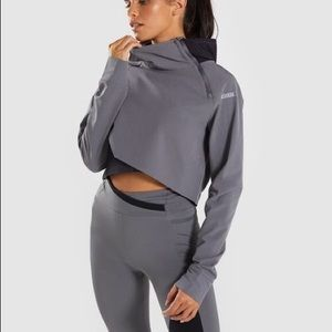 Gymshark asymmetric outfit. All 3 pieces